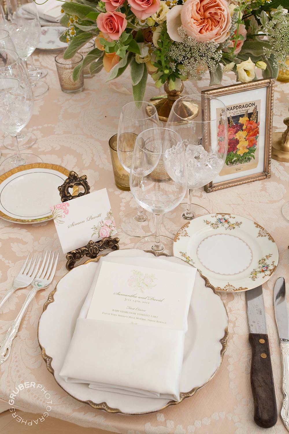 Crockery list for wedding